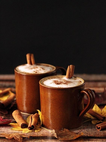 Festive fall drinks — but with the protein boost you need