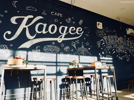 KAOGEE CAFE', Vientiane, lao