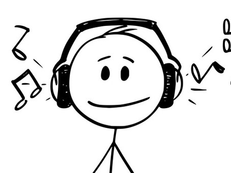 Experimental post: writing with music in my ears