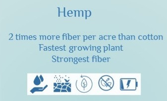 Hemp clothing lifecycle