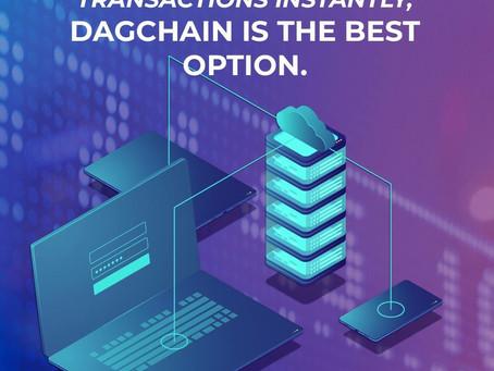 Dagchain совершает 1 000 000 транзакций в секунду!