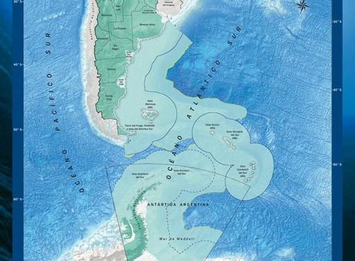 ARGENTINA DICE QUE LA ANTÁRTICA CHILENA LE PERTENECE. SENADO ARGENTINO APROBÓ AMPLIAR SUS LIMITES.