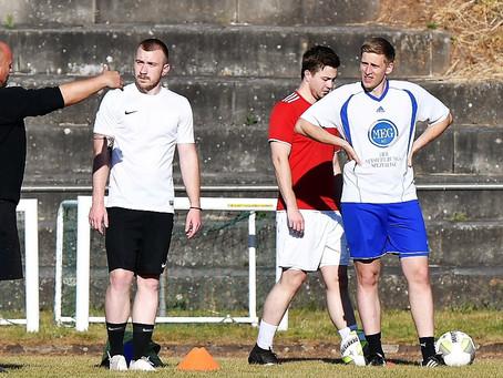 Beim VfB Schrecksbach rollt der Ball wieder