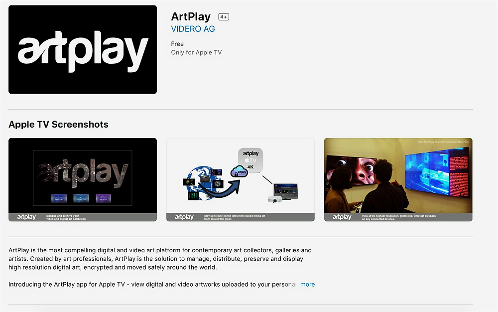 Download the ArtPlay app