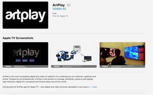 Download the ArtPlay app