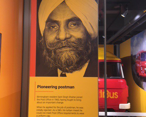The Battle of The Turban In The United Kingdom And A Subsequent Postal Revolution