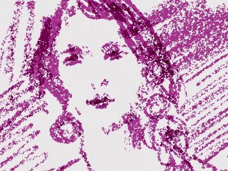 Le Blog de l'artiste . Mes dessins du 5/09/ 2020 sur tablette.