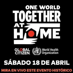 especial #TogetherAtHome