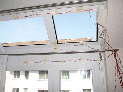 Schimmel an Dachfenstern: Was ist die Ursache?