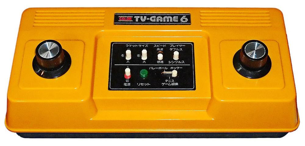 Nintendo Color-TV Game 6