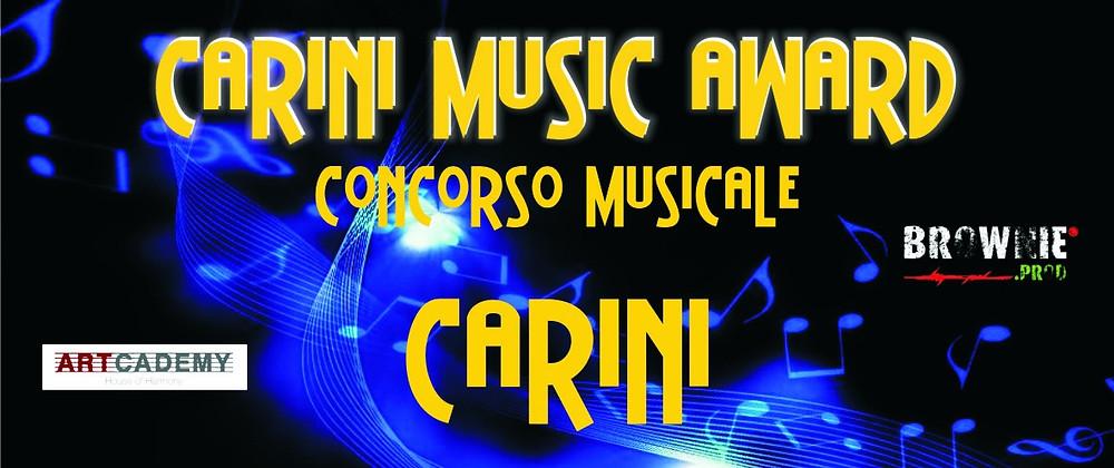 Carini Music Award- Brownie Studio & ArtCademy