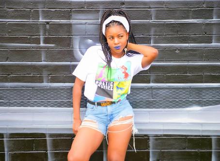 A Closer Look - R&B Artist, Lexi T