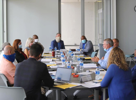 Recap: September meeting of Board of Directors