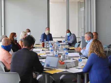 Recap: September meeting of Board of Directors