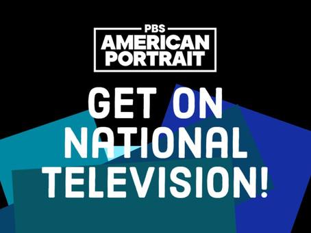 PBS American Portrait Opportunity