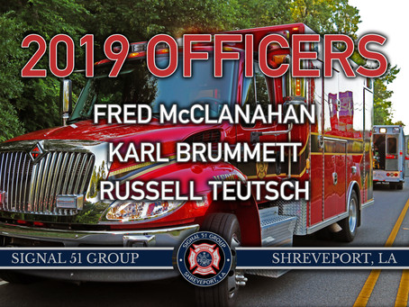 2019 Elected Officers