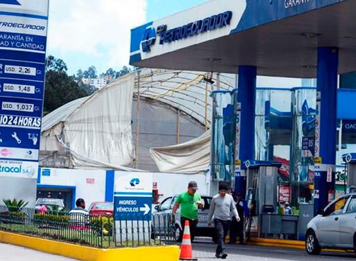 Nuevos precios para los combustibles en el país durante un mes