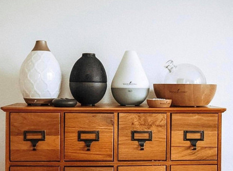 CANDLES VS. DIFFUSERS
