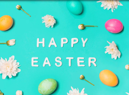 Happy Easter from iBorn Media!!😜😜