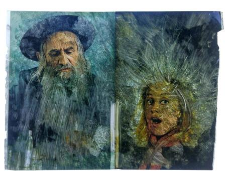 NatGeo Pareidolia - Rabbi and Blonde