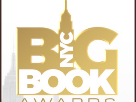 Recognised in New York City Big Book Awards 2020