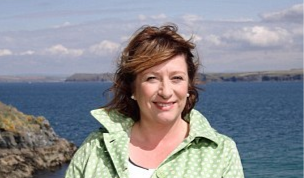 Caroline Quentin goes Wild Swimming in our National Parks, Tuesday, 8pm, ITV