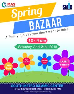 Spring Bazaar 2018