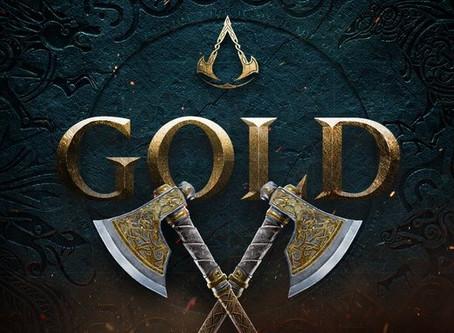 لعبة AC: Valhalla تصبح ذهبية رسميا !