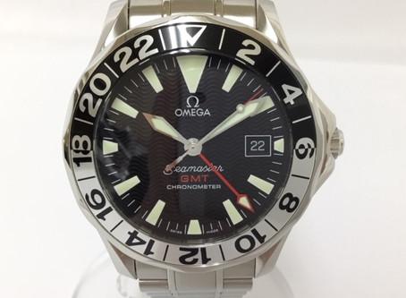 オメガの時計買取