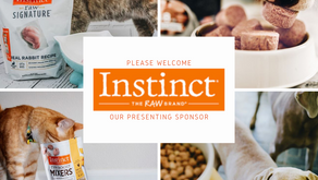 Welcome our Presenting Sponsor - INSTINCT!