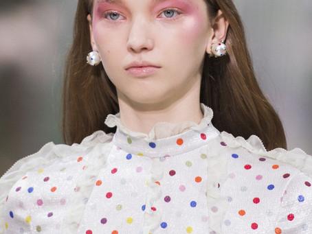 Pretty Pastel 2018 - makeup trend