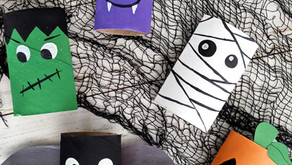 8 Simple and Spooky Halloween Crafts