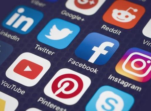 5 tendências das Redes Sociais mais usadas