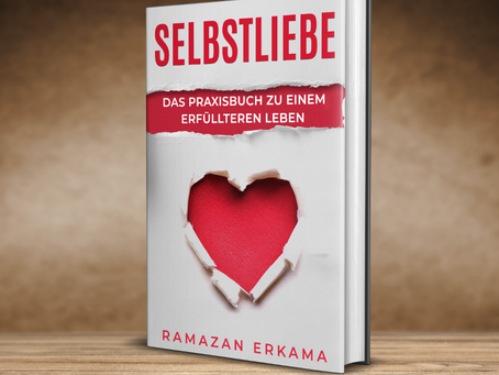 SELBSTLIEBE, dieses Buch erklärt wie man mit einfachen Schritten Glücklich werden kann.
