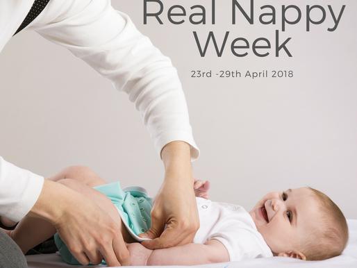 Happy Real Nappy Week!