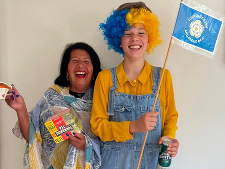 Yorkshire Day Best Dressed ???? Competition