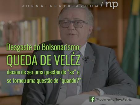 """Queda de Veléz deixou de ser uma questão de """"se"""" e se tornou uma questão de """"quando?"""""""