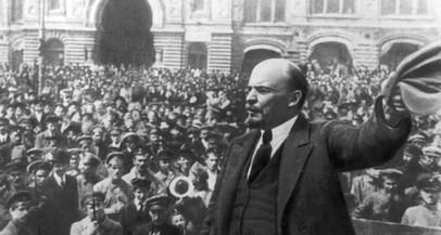 Lênin: As Lições da Revolução de 1905.
