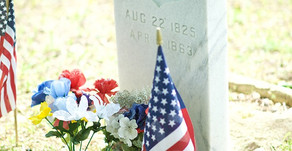 Obtaining Grave Markers for Western Theater Veterans