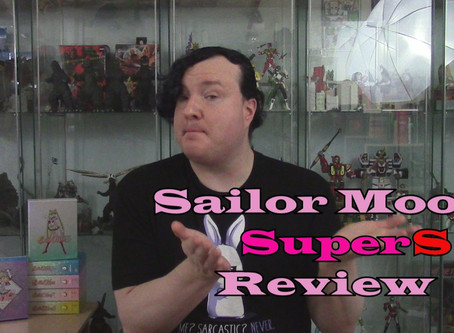 Kaiju no Kami Reviews - Sailor Moon SuperS (1995) Series