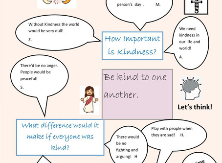How Important is Kindness?