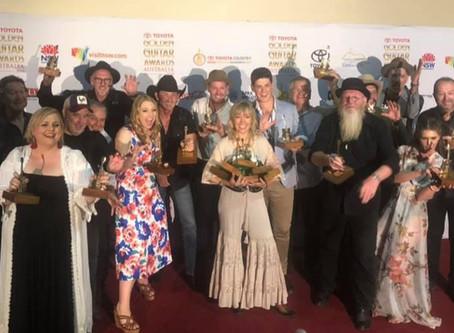 Toyota Golden Guitar Awards!