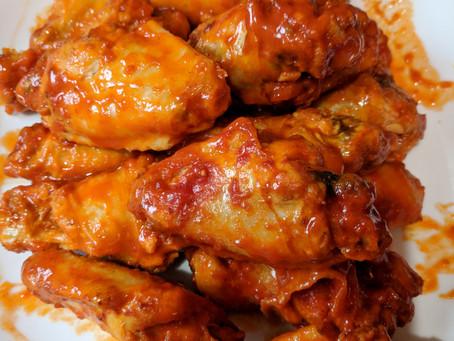 Viktor's Wing Sauce