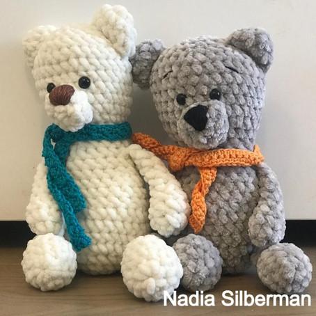 דובי דוב רך ונעים