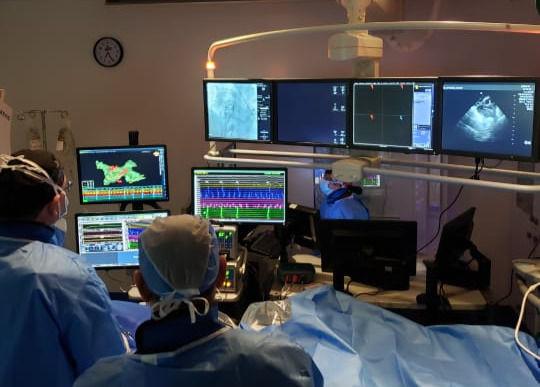 El mapeo tridimensional trata las arritmias cardíacas