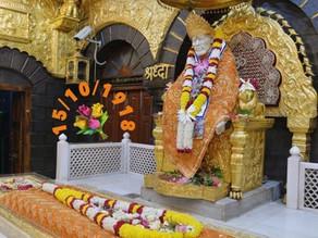 Mahasamadhi Shirdi Sai Baba