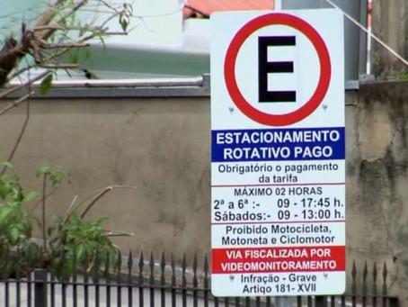 Contrato da Área Azul é alvo de fiscalização do vereador Rafael de Angeli