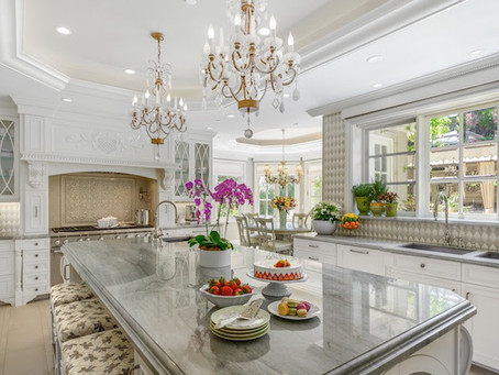 Rodeo Drive's Luxurious Home Renovation, by Christopher Grubb