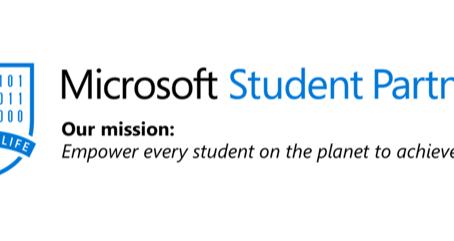 Zagrabi priložnost in postani del ekipe Microsoft Student Partners (MSP)