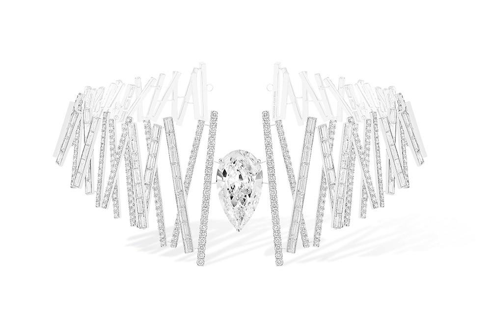 MESSIKA HIGH JEWELRY JULY 2020 V O L T I G E WEIGHTLESSNESS DIAMONDS